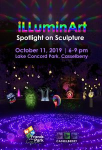 iLLuminART - Spotlight on Sculpture
