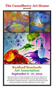 Sanford Seminole Art Association