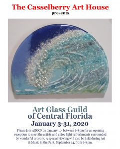 "Art Glass Guild of Central Florida - ""Vivid Vision..."