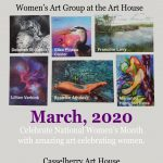 """Women's Art Group - """"Color & Contrast"""""""