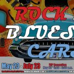 Rock N' Blues N' Cars Exhibit