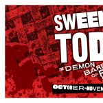 CFCArts Theatre presents: Sweeney Todd: The Demon Barber of Fleet Street