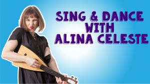 Alina Celeste Sing Along