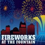 "The City of Orlando and Orlando Concert Band presents ""Fireworks at the Fountain"""