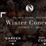 Orlando Choral Society Winter Concert
