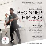 Hip Hop with Percy Nelson