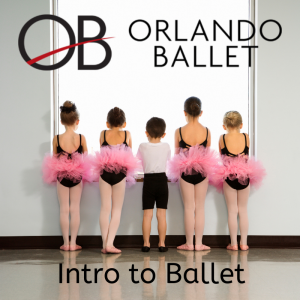 Intro to Ballet: Homeschool Class