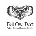14th Annual Fall Owl Fest at the Avian Reconditioning Center