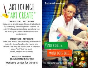 Art Lounge- Create