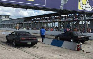 Battle at the Bridge Drag Racing