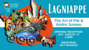 Lagniappe - The Art of Pat & Andre Juneau