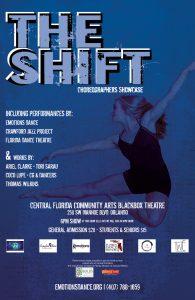 The Shift- Choreographers Showcase
