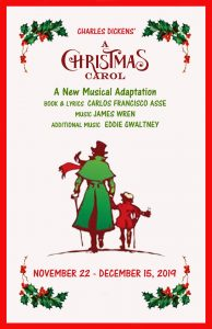 A Christmas Carol, A Musical