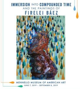 Immersion into Compounded Time and The Paintings of Firelei Báez