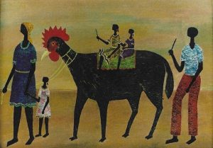 POWER, MYTH AND MEMORY IN AFRICANA ART: SELECT PIE...