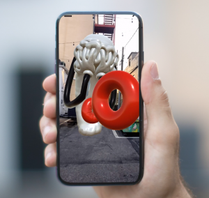 CITY UNSEEN 2.0: A New [AR]t Experience