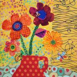"""Blooming Floral Fun"" with Susan Rienzo"