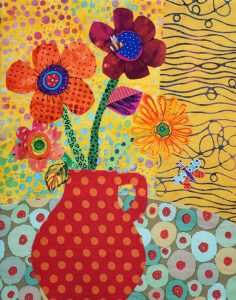 """""""Blooming Floral Fun"""" with Susan Rienzo"""