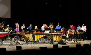 UCF Percussion Ensemble Concert