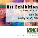 Beaux Arts - Artist Reception: 'Synchronicity!