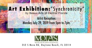 Beaux Arts - Artist Reception: 'Synchronicity!