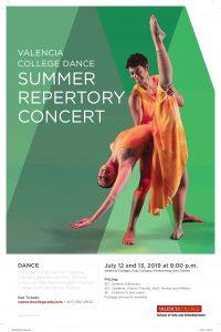 Valencia College Dance Summer Repertory Concert