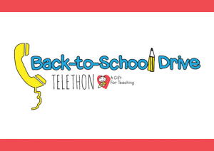 Back-to-School Drive Telethon