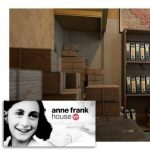 Behind the Bookcase: The Secret Annex through Anne's Eyes