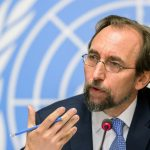 "Zeid Ra'ad al-Hussein ""Global Challenges to Human Rights Today"""