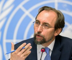 "Zeid Ra'ad al-Hussein ""Global Challenges to Human ..."