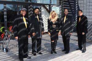 Motown...Pride of the Motor City featuring Greta P...