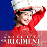 Behind the Curtain: The Daughter of the Regiment Open Rehearsal