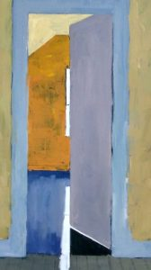 Found Spaces: New Paintings by Robert Ross
