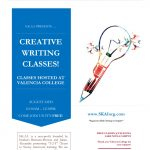 S.K.A.I. Creative Writing and Poetry Classes!