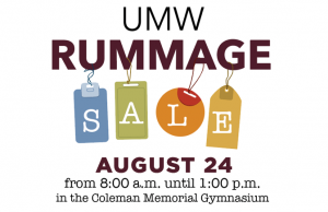 St. Luke's United Methodist Women's Rummage Sa...