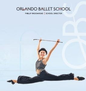 Homeschool Dance Program Grades 2 & 3 - Ballet...