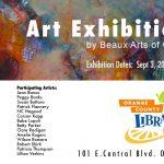 Art Exhibition: 'Musings'