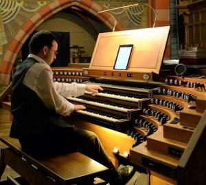 Stefan Kiessling, organ
