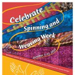 Spinning and Weaving Week Basket Weaving Demos