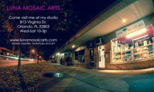 Luna Mosaic Arts