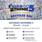Orange County Recycles Day 2019