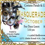 USA Dance Masquerade Ball