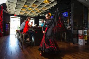 Hispanic Heritage Month & Flamenco Night