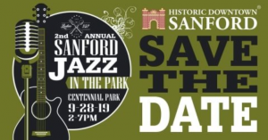 2019 Sanford Jazz in the Park