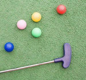 Miniature Golf Day at Winter Garden Farmers Market...