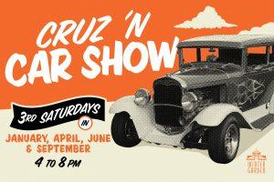Cruz 'N Car Show
