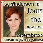 Spotlight Cabaret Series: Tay Anderson