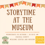 Storytime at the Museum