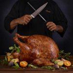 Thanksgiving Day Buffet at Rosen Centre's Café Gauguin