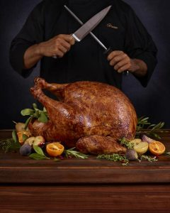 Thanksgiving Day Buffet at Rosen Centre's Café Gauguin